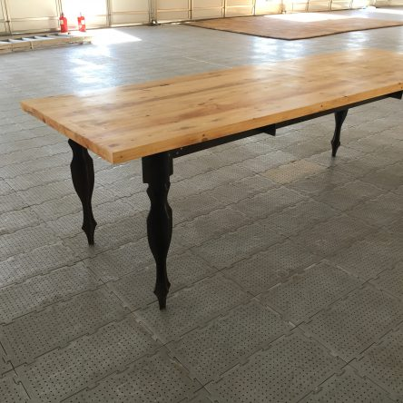 Old & New Dining Table