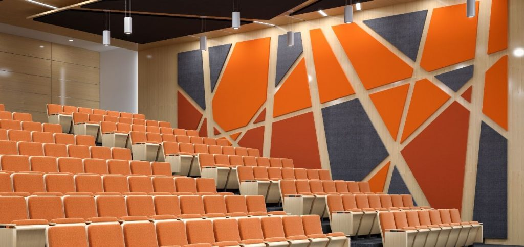 Wall Mounted Acoustic Panels